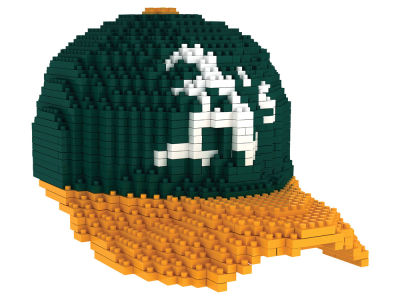 Oakland Athletics BRXLZ 3D BRXLZ - Baseball Cap