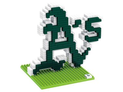 Oakland Athletics 3D Brxlz- Logo