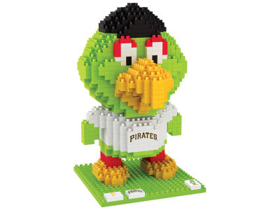 Pittsburgh Pirates BRXLZ 3D Mascot puzzle