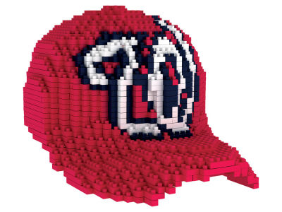 Washington Nationals BRXLZ 3D BRXLZ - Baseball Cap