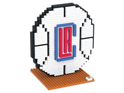 Los Angeles Clippers BRXLZ 3D Logo Puzzle