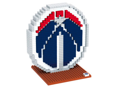 Washington Wizards BRXLZ 3D Logo Puzzle