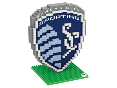 Sporting Kansas City 3D Brxlz- Logo