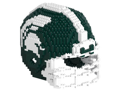 Michigan State Spartans 3D Helmet Puzzle