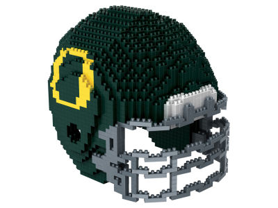 Oregon Ducks 3D Helmet Puzzle