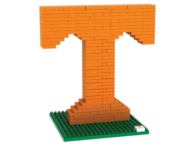 Tennessee Volunteers 3D Brxlz- Logo