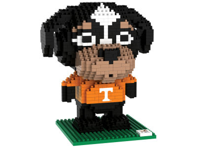 Tennessee Volunteers BRXLZ 3D Mascot puzzle