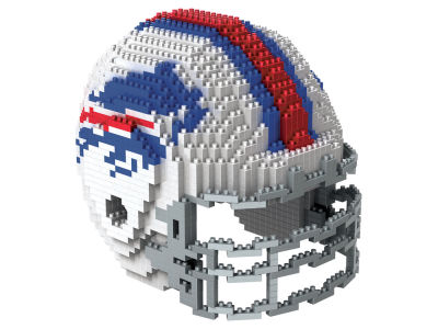 Buffalo Bills 3D Helmet Puzzle