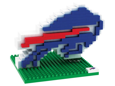Buffalo Bills 3D Brxlz- Logo