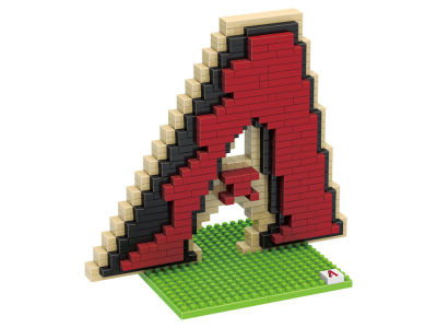 Arizona Diamondbacks BRXLZ 3D Logo Puzzle