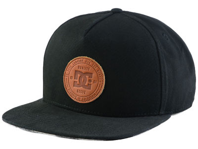 DC Shoes Buff Hello Snapback Cap