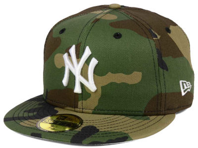New York Yankees New Era MLB Custom Color 59FIFTY Cap