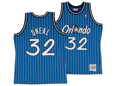 Orlando Magic Shaquille O'Neal Mitchell & Ness NBA Men's Hardwood Classic Swingman Jersey