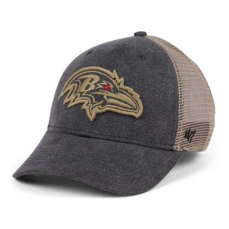 Baltimore Ravens '47 NFL Summerland Contender Flex Cap