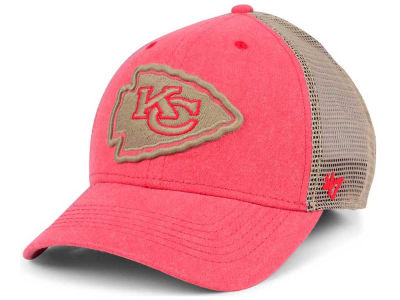 Kansas City Chiefs '47 NFL Summerland Contender Flex Cap