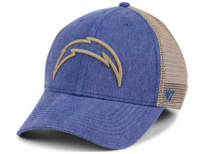 Los Angeles Chargers '47 NFL Summerland Contender Flex Cap