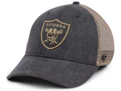 5002a2de7e2 Oakland Raiders  47 NFL Summerland Contender Flex Cap