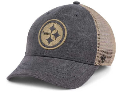 Pittsburgh Steelers '47 NFL Summerland Contender Flex Cap