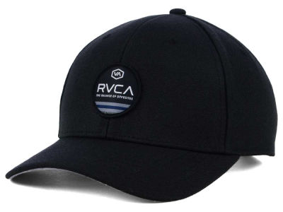 RVCA Machine Snapback Cap