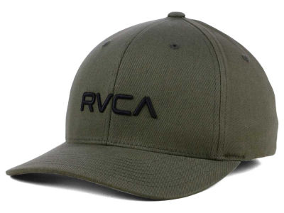 RVCA Flex Fit Cap