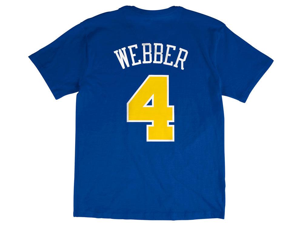 quality design 8c078 18c64 order chris webber jersey sale 6d605 fb41b