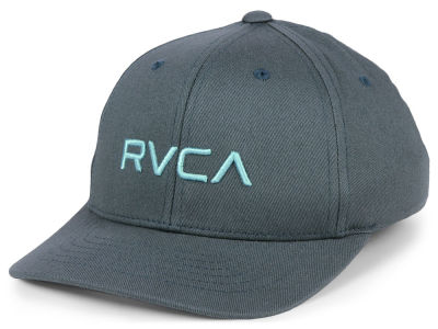 RVCA Youth Flex Cap