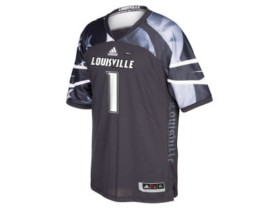 Louisville Cardinals adidas NCAA Men's Young Patriot Jersey