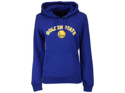 Golden State Warriors '47 NBA Women's Golden Hooded Sweatshirt