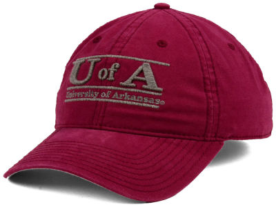Arkansas Razorbacks The Game NCAA Heather Bar Cap