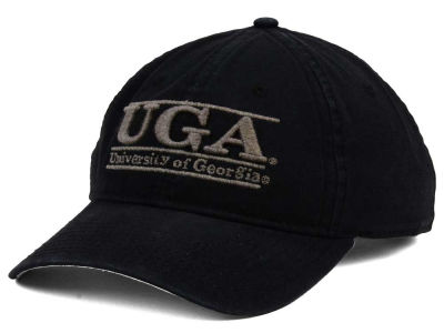 Georgia Bulldogs The Game NCAA Heather Bar Cap