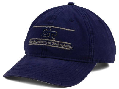 Georgia-Tech The Game NCAA Heather Bar Cap