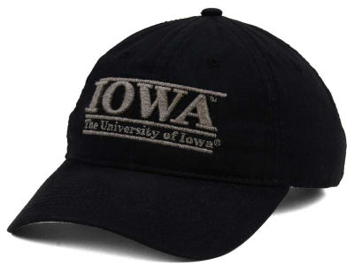 Iowa Hawkeyes The Game NCAA Heather Bar Cap