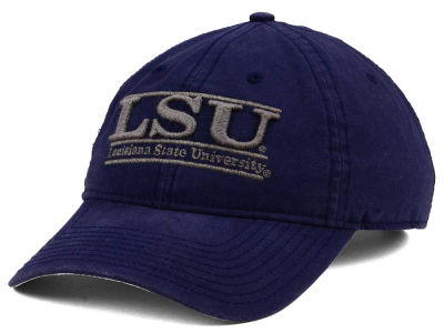 LSU Tigers The Game NCAA Heather Bar Cap