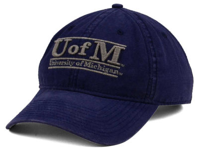 Michigan Wolverines The Game NCAA Heather Bar Cap