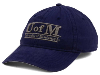 Ole Miss Rebels The Game NCAA Heather Bar Cap