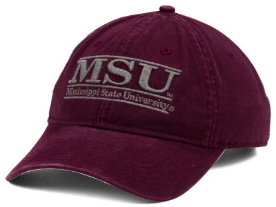 Mississippi State Bulldogs The Game NCAA Heather Bar Cap