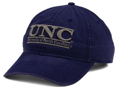 North Carolina Tar Heels The Game NCAA Heather Bar Cap