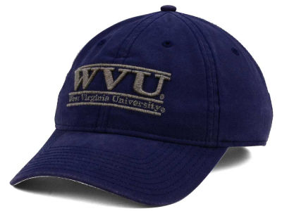 West Virginia Mountaineers NCAA Heather Bar Cap