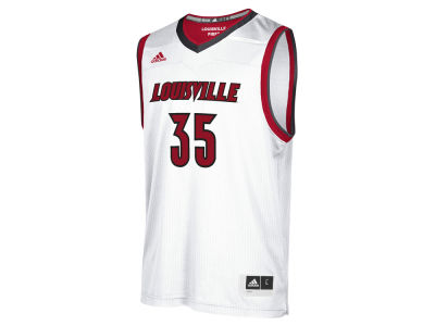 Louisville Cardinals adidas 2017 NCAA Men's Replica Basketball Jersey