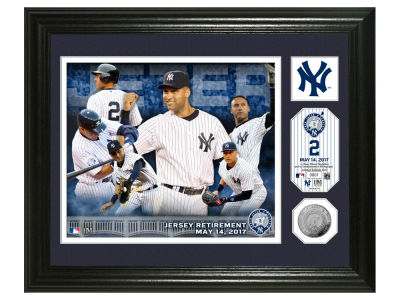 New York Yankees Derek Jeter Photo Mint Coin-Bronze