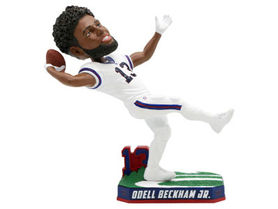 New York Giants Odell Beckham Jr. Color Rush Bobblehead