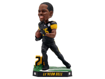 Pittsburgh Steelers Le'Veon Bell Color Rush Bobblehead
