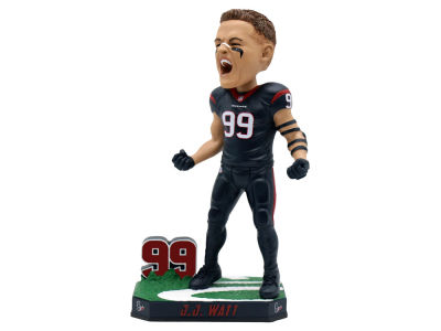 Houston Texans J. J. Watt Color Rush Bobblehead