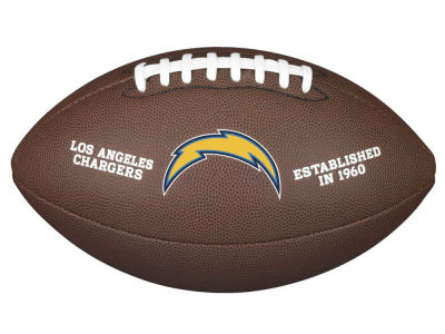 Los Angeles Chargers Wilson NFL Composite Football