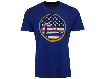 Golden State Warriors '47 NBA Men's Americana T-Shirt