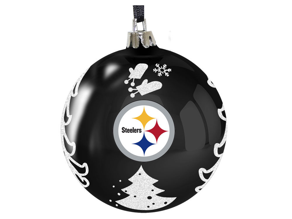 Pittsburgh Steeler Christmas Tree
