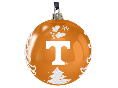 "Tennessee Volunteers 3"" Plastic Christmas Tree Ornament"