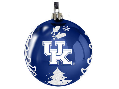 "Kentucky Wildcats Memory Company 3"" Plastic Christmas Tree Ornament"