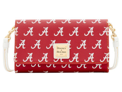 Alabama Crimson Tide Dooney & Bourke Daphne Crossbody Wallet