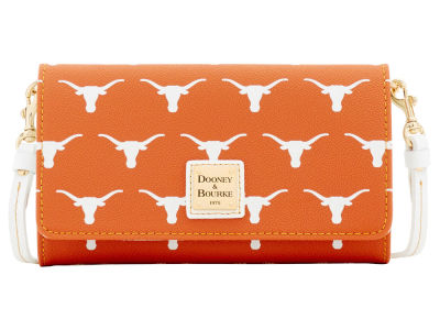 Texas Longhorns Dooney & Bourke Daphne Crossbody Wallet